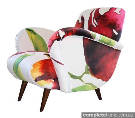 contemporary chair style