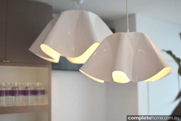 elegant white lights