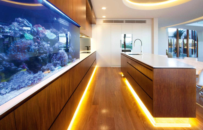 An innovative design on the oceans edge