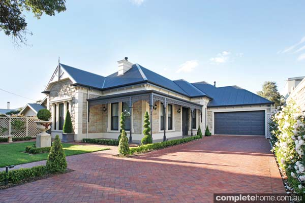 Traditional Contemporary Completehome
