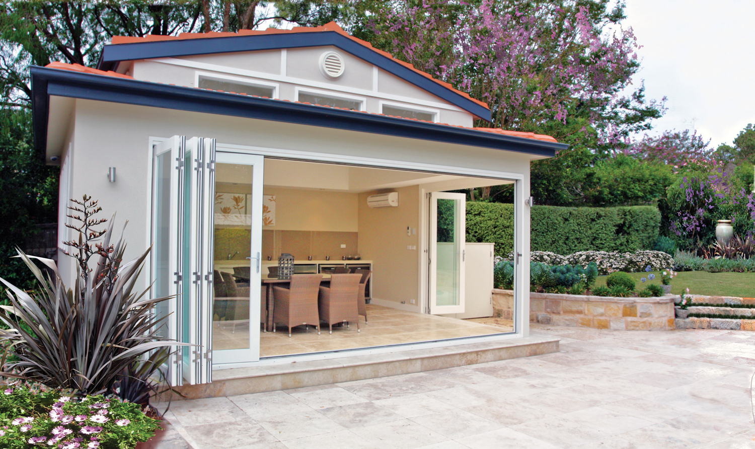 Cabanas: Bringing the outdoors in