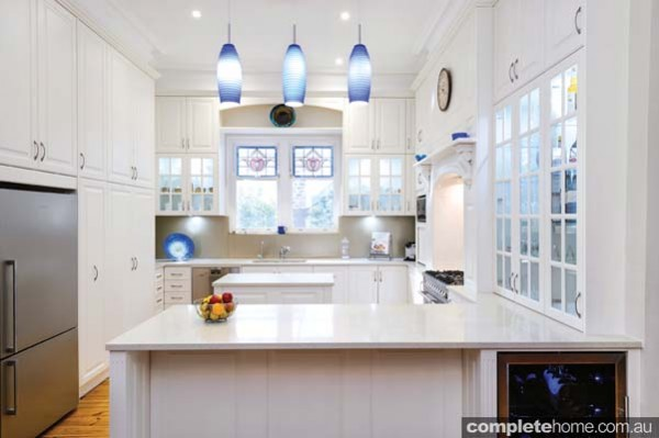 Interior style 5 top interiors and their feature colours for Kitchen ideas adelaide