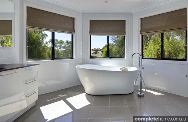 luxury ensuite bathroom design complete home