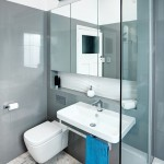 Award-winning futuristic bathroom design