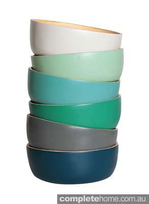 Bamboo Small Bowls