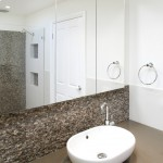New York bathroom design – chic and simple