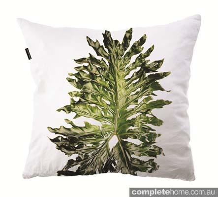 ClintonFreidman frond cushion