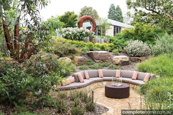 Tiered Landscape Garden