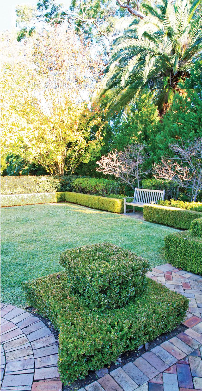 A Total Concept garden lawn