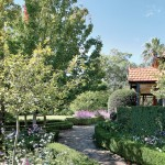 Garden ideas for a traditional home