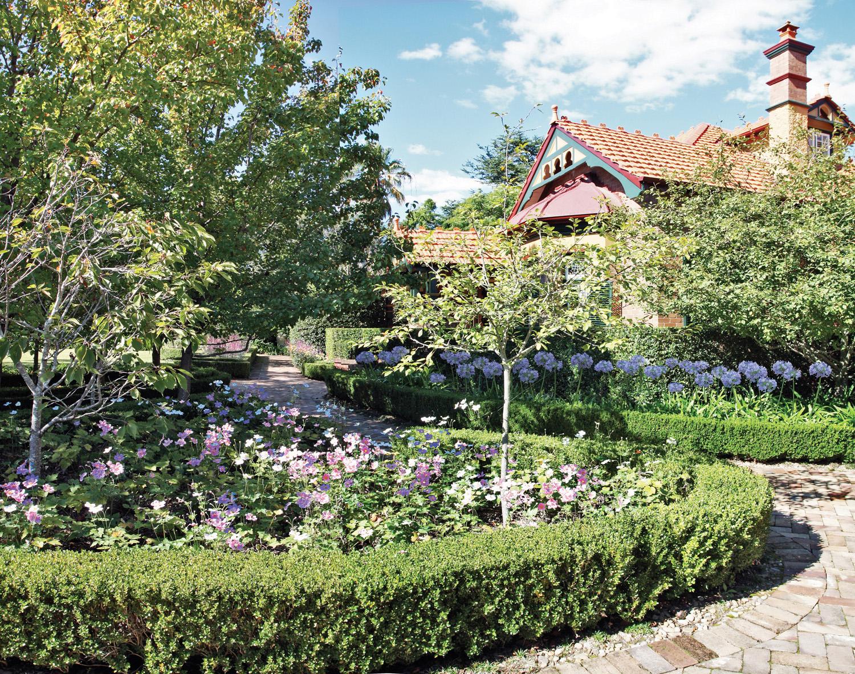 A Total Concept garden design