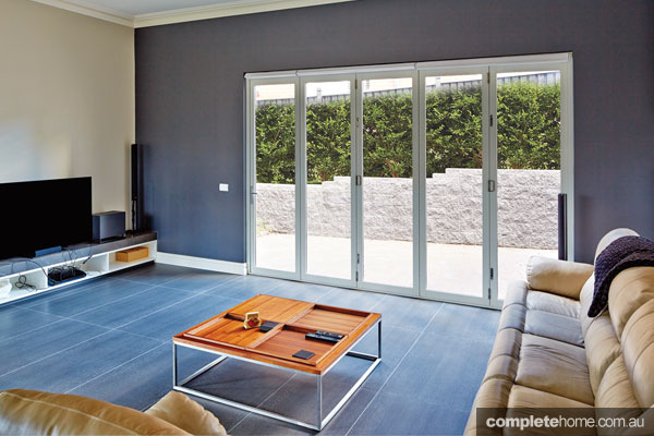 Kassis home design open plan living