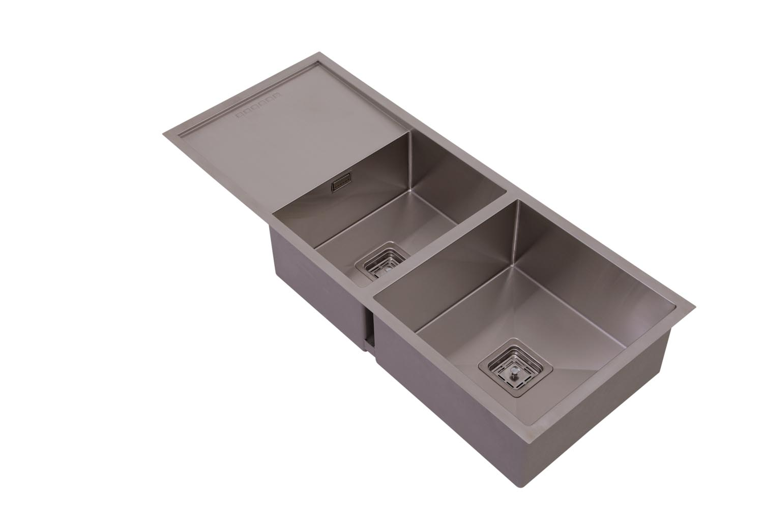 Square sinks: original design and functionality