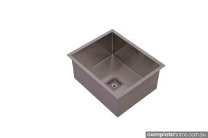 hafele single square sink