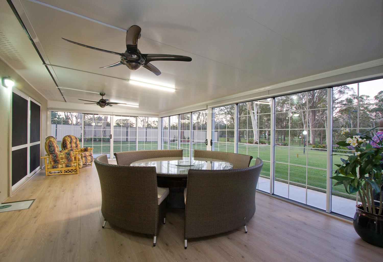 Enclosed Deck Design Ideas
