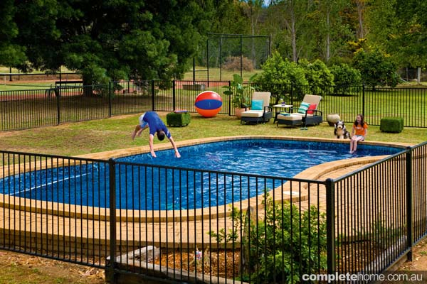 Diy Pool Fencing Completehome