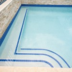Backyard pool design beauty