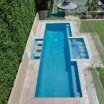Living the dream: customised pool design