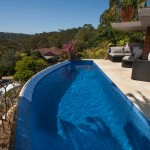 Living the high life: How to have a pool on a steep block