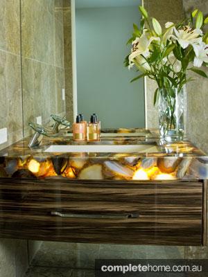 Beautiful vanity area design