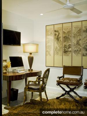 Exquisite designer style interior