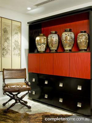 Oriental office design