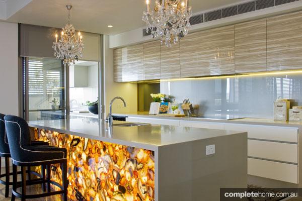 glamorous kitchen design