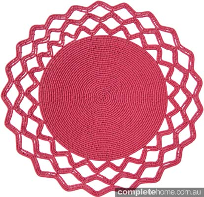 Wired Lace Bowl