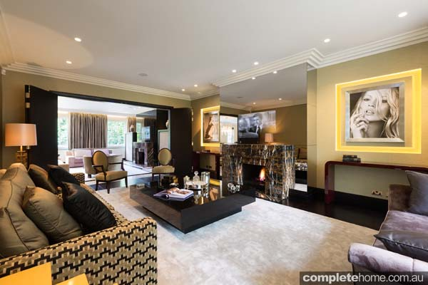 grand design luxury interior
