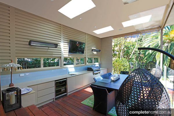patio and verandah ideas with timber decking