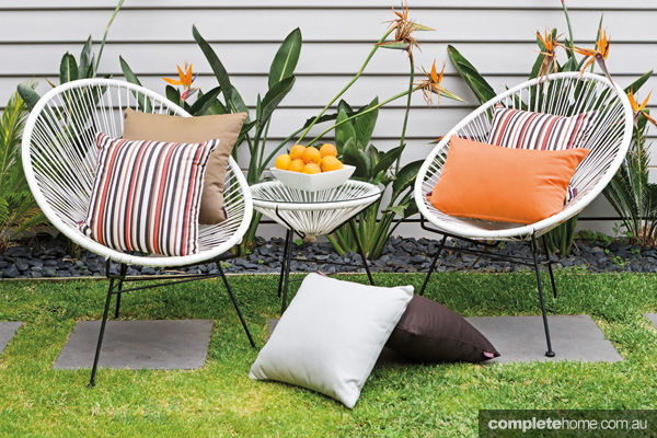 elements furniture designer cushions and chairs
