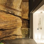 Award-winning bathroom design embraces natural aesthetics