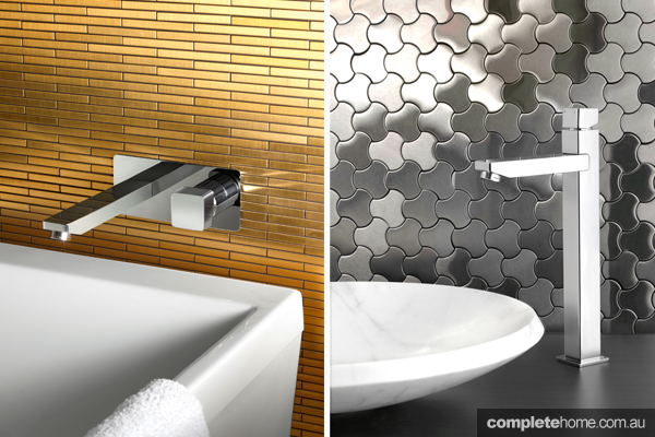 Stylish and functional tap design