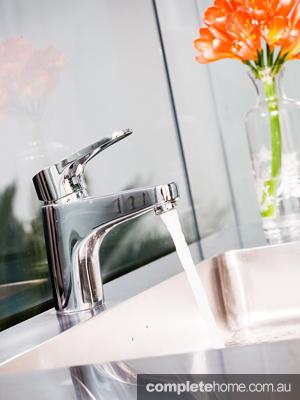 designer tapware will enhance and lift any bathroom