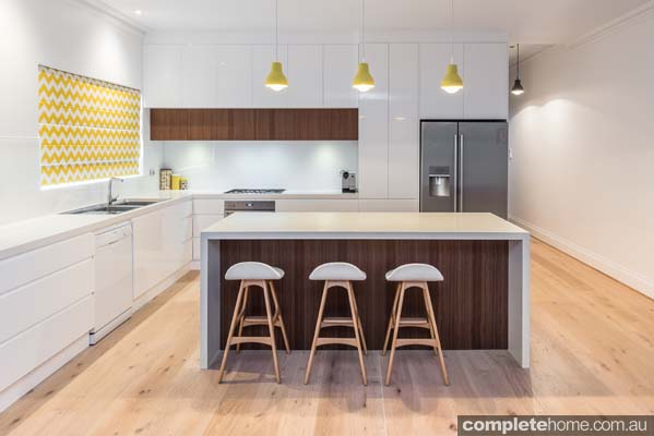 modern timber kitchen designs contemporary family kitchen completehome 7777