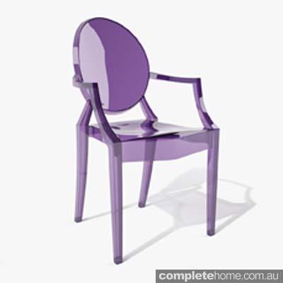 10 Louis Ghost chair-Kartell