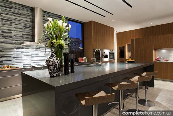 oversized open plan lounge