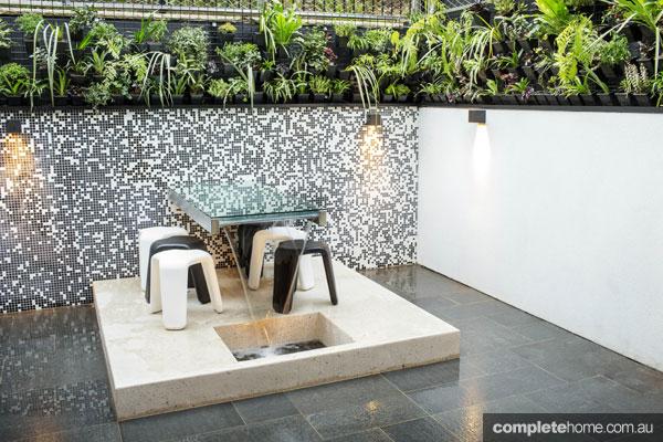 Forest lodge Grand Designs Australia - outdoor design