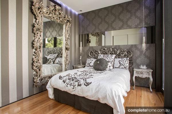 Forest lodge Grand Designs Australia - bedroom design