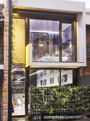 Forest lodge Grand Designs Australia - exterior home shot