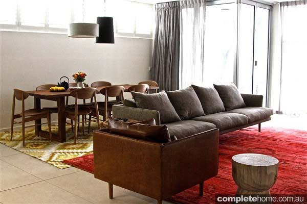 Lounge room. Okologie