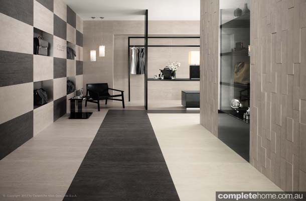 Funky and practical flooring solutions completehome for Practical flooring ideas