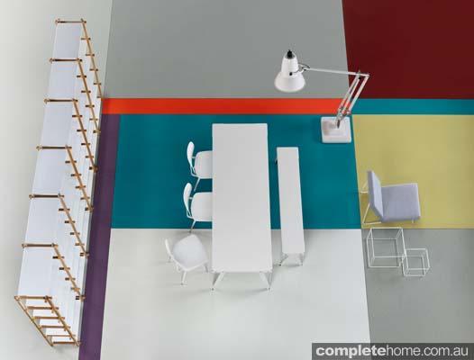 Marmoleum eco flooring