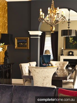 Opulent Interior Design - dining room