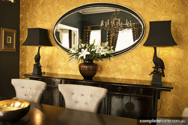 Opulent Interior Design - home decor