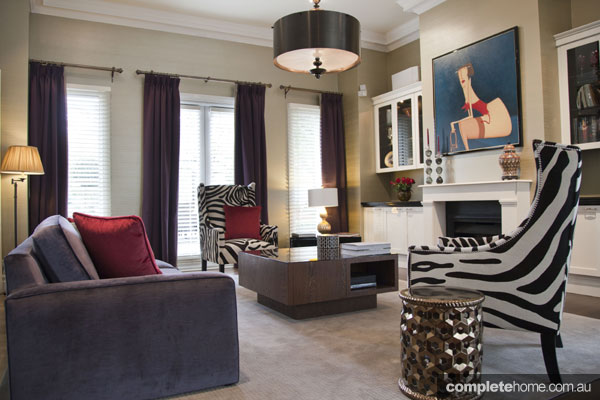 Opulent Interior Design - living room design