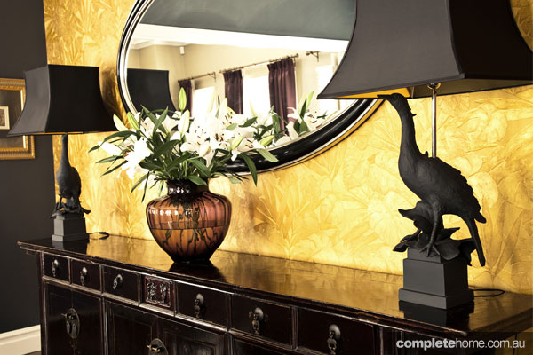 Opulent Interior Design - Bird Home decor and lamps