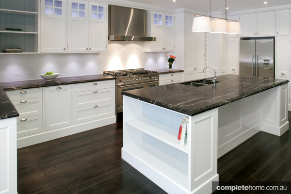 Hamptons Luxury Kitchen