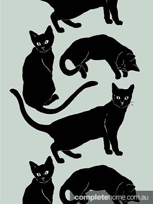 cat artwork