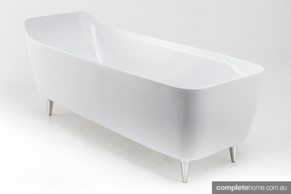 contemporary claw bath